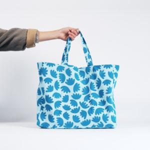 caba bloom bleu atelier nougatine rennes